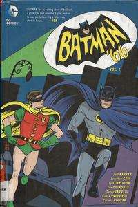 Cover Thumbnail for Batman '66 (DC, 2014 series) #1
