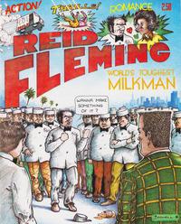Cover Thumbnail for Reid Fleming, World's Toughest Milkman (David Boswell, 1980 series)  [Second Printing]