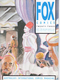 Cover Thumbnail for Fox Comics (Fox Comics, 1984 series) #23