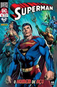 Cover Thumbnail for Superman (Panini Brasil, 2019 series) #1