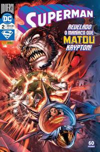 Cover Thumbnail for Superman (Panini Brasil, 2019 series) #2