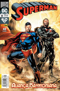 Cover Thumbnail for Superman (Panini Brasil, 2019 series) #8