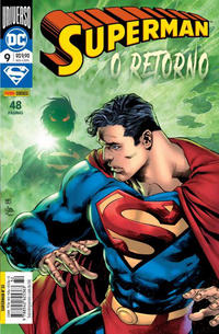 Cover Thumbnail for Superman (Panini Brasil, 2019 series) #9