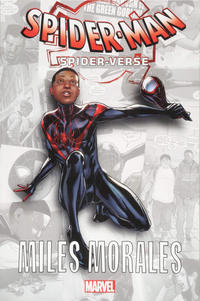 Cover Thumbnail for Spider-Man: Spider-Verse - Miles Morales (Marvel, 2018 series)