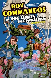 Cover Thumbnail for The Boy Commandos by Joe Simon & Jack Kirby (DC, 2010 series) #2