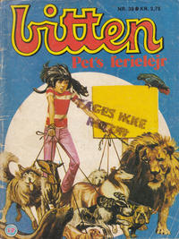 Cover Thumbnail for Bitten (Interpresse, 1975 series) #39