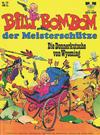 Cover for Bastei-Comic (Bastei Verlag, 1972 series) #13 - Billi Bombom der Meisterschütze - Die Donnerkutsche von Wyoming