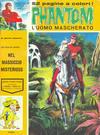 Cover for L'Uomo Mascherato Phantom [Avventure americane] (Edizioni Fratelli Spada, 1972 series) #61