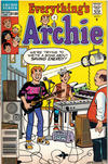 Cover Thumbnail for Everything's Archie (1969 series) #153 [Newsstand]
