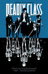 Cover for Deadly Class (Panini Deutschland, 2015 series) #1 - 1987 - Reagan-Jugend