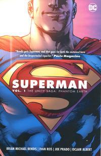 Cover Thumbnail for Superman (DC, 2019 series) #1 - The Unity Saga: Phantom Earth