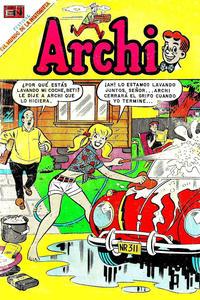 Cover Thumbnail for Archi (Editorial Novaro, 1956 series) #327