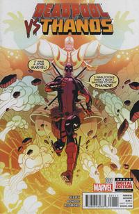 Cover Thumbnail for Deadpool vs Thanos (Marvel, 2015 series) #1