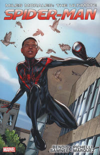 Cover Thumbnail for Miles Morales Ultimate Spider-Man Ultimate Collection (Marvel, 2015 series) #1
