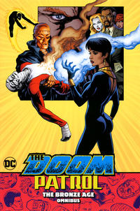 Cover Thumbnail for The Doom Patrol: The Bronze Age Omnibus (DC, 2019 series)
