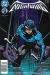 Cover Thumbnail for Nightwing (1996 series) #1 [Newsstand]