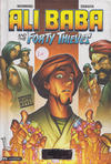 Cover for Ali Baba and the Forty Thieves (Capstone Publishers, 2011 series)