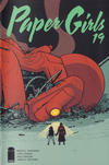 Cover for Paper Girls (Image, 2015 series) #19