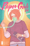 Cover for Paper Girls (Image, 2015 series) #24