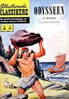 Cover for Illustrerede Klassikere (I.K. [Illustrerede klassikere], 1956 series) #25 - Odysseen