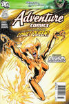 Cover for Adventure Comics (DC, 2009 series) #527 [Newsstand]