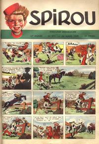 Cover Thumbnail for Spirou (Dupuis, 1947 series) #571