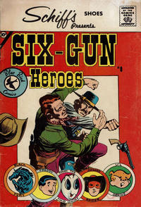 Cover Thumbnail for Six-Gun Heroes (Charlton, 1959 series) #8 [Schiff's Shoes]