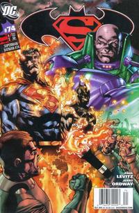 Cover Thumbnail for Superman / Batman (DC, 2003 series) #74 [Newsstand]