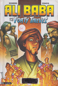 Cover Thumbnail for Ali Baba and the Forty Thieves (Capstone Publishers, 2011 series)