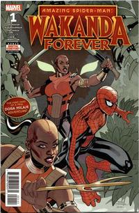 Cover Thumbnail for Amazing Spider-Man: Wakanda Forever (Marvel, 2018 series) #1
