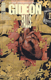 Cover Thumbnail for Gideon Falls (Image, 2018 series) #18 [Cover A by Andrea Sorrentino]