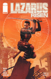 Cover Thumbnail for Lazarus: Risen (Image, 2019 series) #2