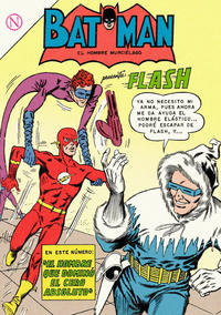 Cover Thumbnail for Batman (Editorial Novaro, 1954 series) #221