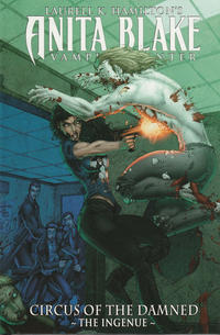 Cover Thumbnail for Anita Blake, Vampire Hunter: Circus of the Damned (Marvel, 2011 series) #Book 2 - The Ingenue