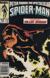 Cover Thumbnail for The Spectacular Spider-Man (1976 series) #102 [Newsstand]