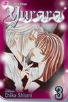 Cover for Yurara (Viz, 2007 series) #3