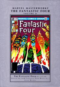 Cover Thumbnail for Marvel Masterworks: The Fantastic Four (Marvel, 2003 series) #21