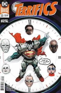 Cover Thumbnail for The Terrifics (DC, 2018 series) #23