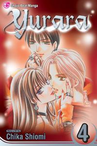 Cover Thumbnail for Yurara (Viz, 2007 series) #4