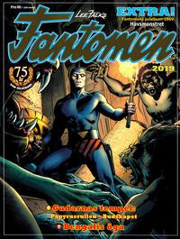Cover Thumbnail for Fantomen julalbum (Bokförlaget Semic; Egmont, 1998 series) #2019