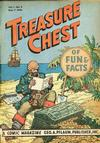 Cover for Treasure Chest of Fun and Fact (George A. Pflaum, 1946 series) #v1#5 [5]