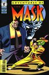 Cover for Adventures of the Mask (Dark Horse, 1996 series) #2
