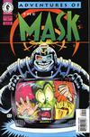 Cover for Adventures of the Mask (Dark Horse, 1996 series) #7