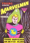 Cover for Young Marvelman (L. Miller & Son, 1954 series) #74