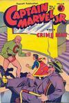 Cover for Captain Marvel Jr. (L. Miller & Son, 1953 series) #18