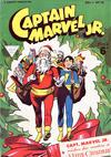 Cover for Captain Marvel Jr. (L. Miller & Son, 1953 series) #19
