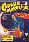 Cover for Captain Marvel Jr. (L. Miller & Son, 1953 series) #v1#20