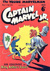 Cover for Captain Marvel Jr. (L. Miller & Son, 1953 series) #24
