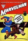 Cover for Marvelman (L. Miller & Son, 1954 series) #28