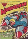 Cover for Marvelman (L. Miller & Son, 1954 series) #35